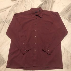Izod dress oxford. Large